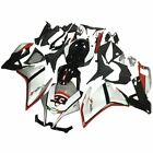 ABS Fairing Bodywork Set Fits APRILIA RS4 125 2011-2013 Black&White&Silver&Red