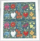 Love Hearts Flowers US Forever First Class Full Sheet of 20 Stamps Unused 2010