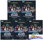 (16) 2017 Topps Star Wars Galactic Files EXCLUSIVE Blaster Box-16 MEDALLION