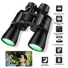 Day Night 180x100 Military Zoom Powerful Binoculars Optics Hunting Camping+Case