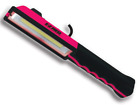 E Z Red Pink COB Extreme Light Rechargeable Work Light EZR XL3300FL P