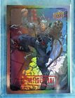 2015 Upper Deck Marvel Dossier Trading Cards - Checklist Added 11