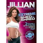 SEALED NEW Jillian Michaels Extreme Shed  Shred DVD video fitness home workout