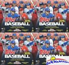 (4) 2015 Topps Chrome Update Baseball EXCLUSIVE Factory Sealed MEGA Boxes-HOT!