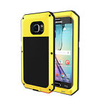 Military Grade Rugged Heavy Duty for Galaxy S6 Edge Plus Case Shockproof Defende