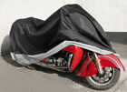 Motorcycle Cover For Buell XB12Scg XB12Ss LIGHTNING UV Dust Protector M