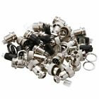 10x Aviation 12mm Plug Male Female Wire Panel Metal Connector 23456 Pin Gx12