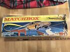 Vintage Matchbox Superfast SF3 Curve and Space Leap Set Circa 1970 Incomplete