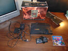 NEC TurboGrafx-16 System Console Turbo Graphics Turbographics with Keith Courage