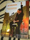 David Broza At Masada The Sunrise Concert with Jackson Browne NEW  SEALED