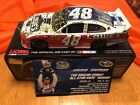 2012 Jimmie Johnson Charlotte All Star Race Win Action 124 Diecast Car