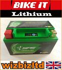 Lithium Ion Motorcycle Battery Kymco (CC: 100) Caro 100 (ALL Years) LIPO07C