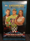 UNOPENED HOBBY BOX 2018 TOPPS WWE WWF THEN NOW FOREVER TRADING CARDS 24CT HOBBY