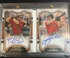 2018 Topps Tribute PAUL GOLDSCHMIDT JEFF BAGWELL Booklet AUTO autograph 19 25