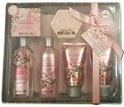 Floral Breeze Blooming Cherry Blossom Bath Gift Set, 8 pc