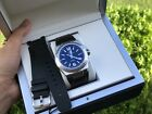 IWC Ingenieur Automatic Mission Earth IW323601 Steel Mens Watch Box/Papers/Extra