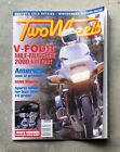 TWO WHEELS Jun 1995 - HONDA ST 1100 TRIUMPH THUNDERBIRD SPRINT BIMOTA SUPERMONO