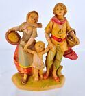Fontanini The Pilgrimage 5 Collectors Club Figure Nativity Roman Italy
