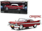 1958 Plymouth Fury Red Christine 1983 Movie 1 24 Diecast Model Car Greenlight
