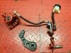 1984 Kawasaki GPZ550/ ZX550 complete rear brake assembly