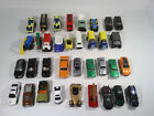 Matchbox Lot Fire Police Cadillac Construction Cars Lot of 35