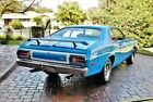 1973 Plymouth Duster Spectacular Broadcast Sheet Low Miles Factory A/C 1973 duster 340 Factory A/C Believed 21k Miles Power Steering