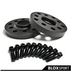 20mm A Pair Wheel Spacers Adapter for Mercedes Benz S Class Coupe S550 +10x Bolt