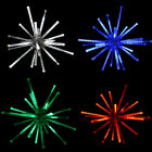 LED Christmas Light Show Meteor Burst Showers Animated Outdoor Decorations 5 Clr