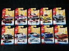 Hot Wheels Throwback 50th Anniversary Wave 1 Complete Set Of 10