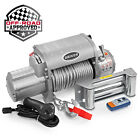 OPEN BOX Electric Wireless Self Recovery Winch for Jeep Truck SUV 12000 lb