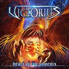 VICTORIUS - HEART OF THE PHOENIX   CD NEW+