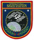 NASA PATCH vtg INTERNATIONAL SPACE STATION ISS Satellite Planet EARTH 375 x 45