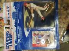 1997 Rusty Greer Texas Rangers Starting Lineup in pkg w/ Baseball Card
