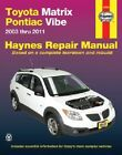 Repair Manual Haynes 92060