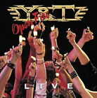 Y and T-OPEN FIRE CD Ltd/Ed B63 Universal Music New Japan F/S