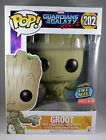 MARVEL GUARDIANS OF THE GALAXY LIFE SIZE GROOT FUNKO POP VINYL EXCLUSIVE RARE
