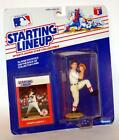ROGER CLEMENS RED SOX 1988 STARTING LINEUP SLU FIGURE & CARD NEW IN PACKAGE
