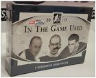 2016-17 Leaf In The Game Used (2017) Hockey Hobby Box