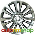 Lincoln MKX 2016 2017 2018 21 OEM Wheel Rim Machined with Silver