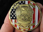 St Michael Police Officer Badge Challenge Coin Honor Our Fallen Officers Coin