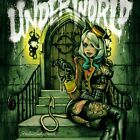 VAMPS UNDERWORLD 1st Limited Edition BOX CD+Blu-ray+DVD+SOUVENIR JACKET HYDE F/S