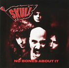 SKULL-NO BONES ABOUT IT 2 CD WITH OBI BONUS TRACK E64 SOLID/CHERRY RED New Japan
