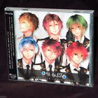 Kaleidoeve Character Image Song Album Japan Game PSP Vita Music CD NEW