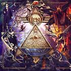 TEN - ILLUMINATI   CD NEW+