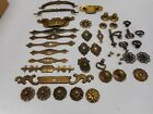 Large Mixed Lot Vintage Furniture/Cabinet Pulls And Handles