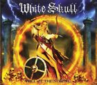 WHITE SKULL - WILL OF THE STRONG   CD NEW+