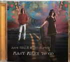 Andy Hill & Renee Safier : Many Miles to Go CD (CD02)