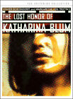 Lost Honor of Katharina Blum Criterion Collection DVD Brand New Sealed