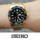 SEIKO 5 SNZF22J1 Sports Automatic Men's Watch Stainless Steel 41mm MADE IN JAPAN