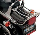 DS Bobtail Luggage Rack Chrome Harley FXDWG Wide Glide 2002 2005
